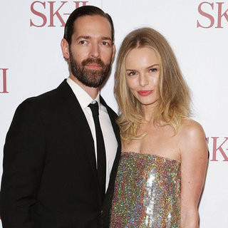 Kate Bosworth and Michael Polish Posing in Sydney