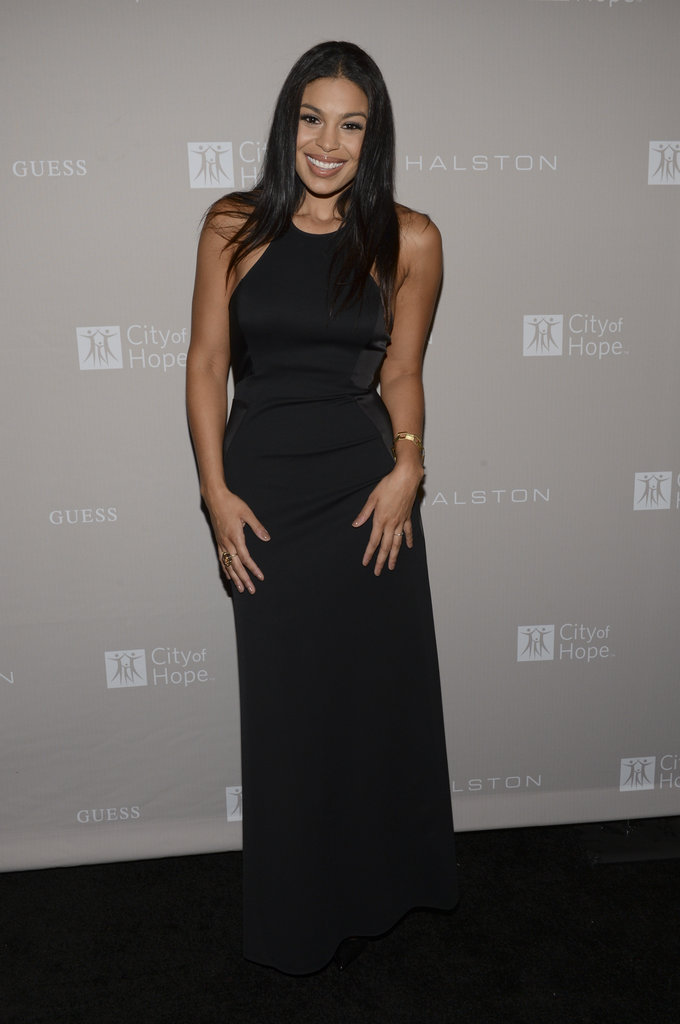 Jordin Sparks attended the charity gala in LA