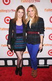 Anna Kendrick and Kristen Bell linked up for a Target party in NYC.