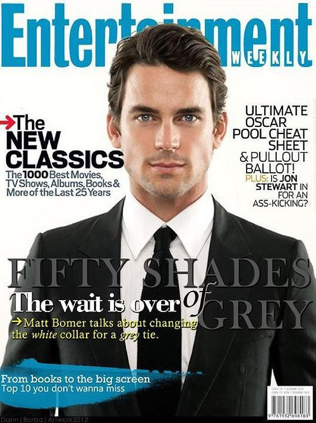 He Could Totally Be Christian Grey