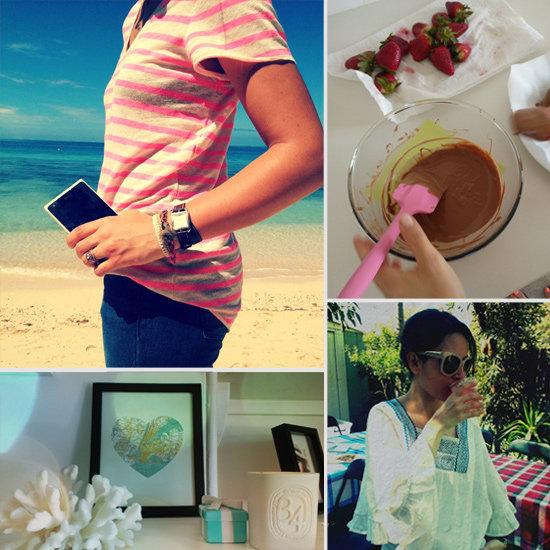 Take a Look Inside Sugar Australia Publisher Marisa Remond's Week in Pics