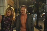 New Pics: Shirtless Ryan Lochte Hits 30 Rock!