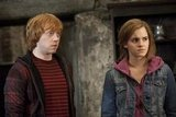 Ron and Hermione From Harry Potter
