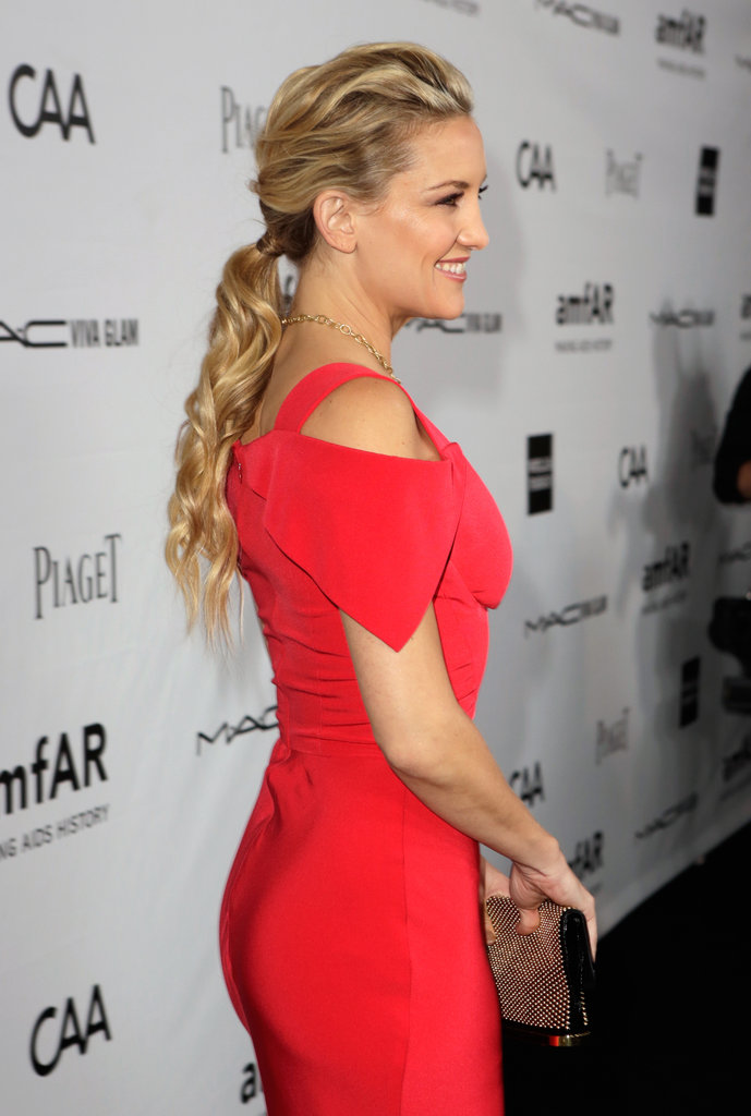 Kate Hudson stepped out at Milk Studios for the gala.