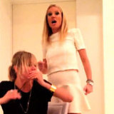 Video: Gwyneth Paltrow And Cameron Diaz Rap On Chelsea Lately