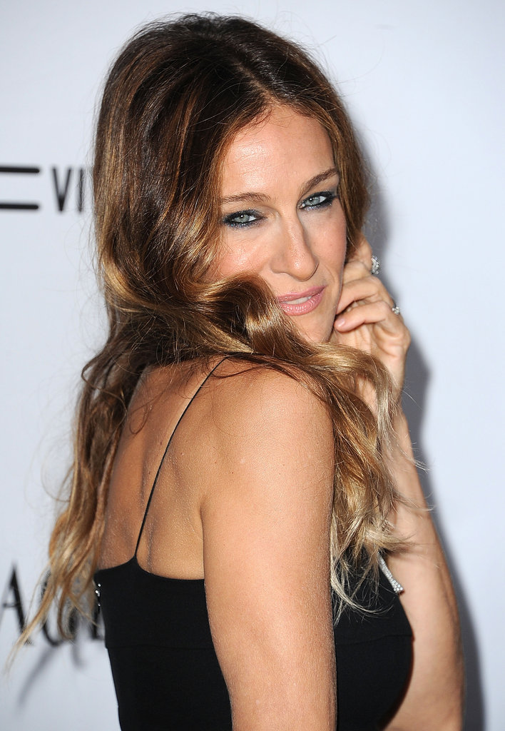 Sarah Jessica Parker stepped out at Milk Studios in LA.