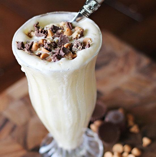 Protein Milk Shake