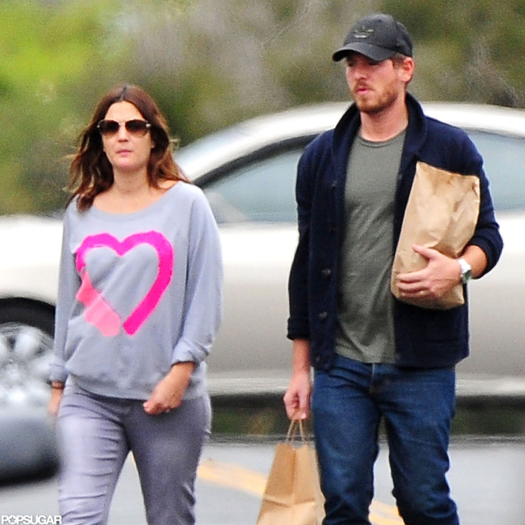 Drew Barrymore and Will Kopelman were together in LA.