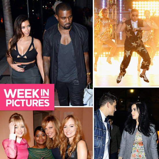 The Week in Pictures: John & Katy Date Night, Kim & Kanye, Emma Stone & More!