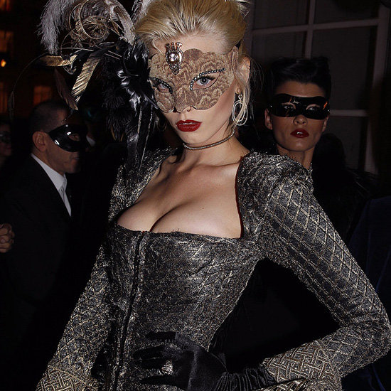 Models, Fashion Designers — Halloween Costumes [Pictures]