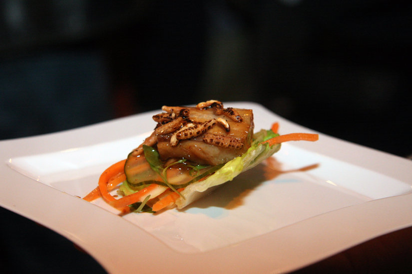 Chef Zakarian's Glazed Pork Belly