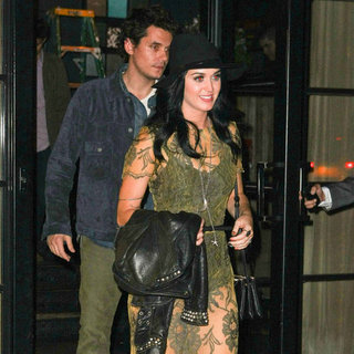 Katy Perry and John Mayer Dating in NYC | Pictures