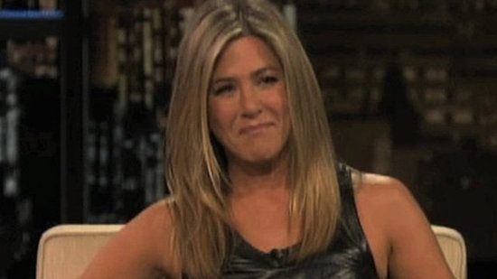 Video: Jennifer Aniston Tears Up Over Engagement Talk on Chelsea Lately
