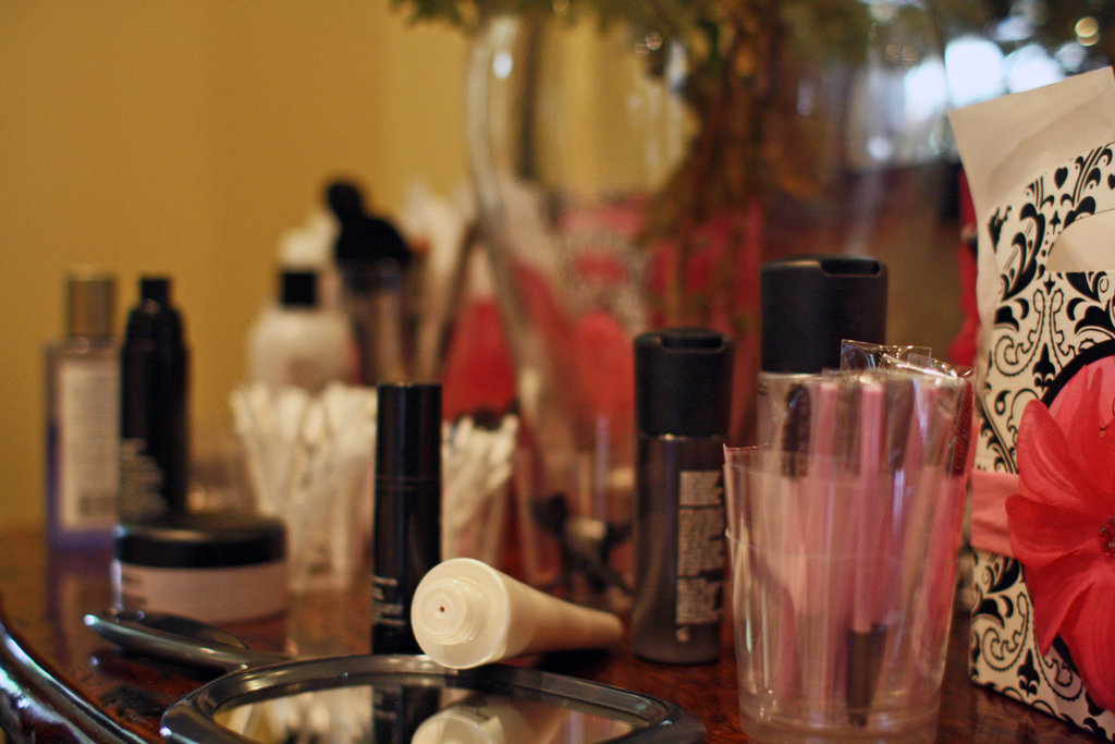Makeup Counter