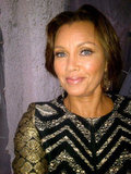 Vanessa Williams took a picture after a long day of shooting 666 Park Avenue. Source: Twitter user VWOfficial