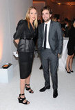 Robert Pattinson Attends Elle's Women in Hollywood Bash to Honor Uma