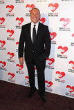 Michael Kors stepped out in NYC for the Golden Heart Gala.