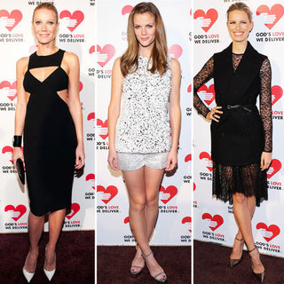 Pictures of Gwyneth Paltrow, Brooklyn Decker, Karolina Kurkova + More at Michael Kors Golden Heart Gala in NYC