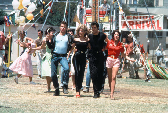 The Gang From Grease