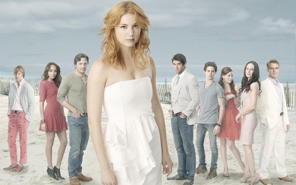 The Cast of Revenge