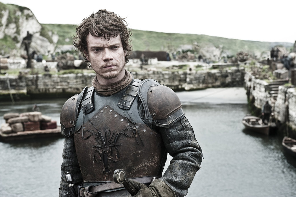 Theon Greyjoy From Game of Thrones