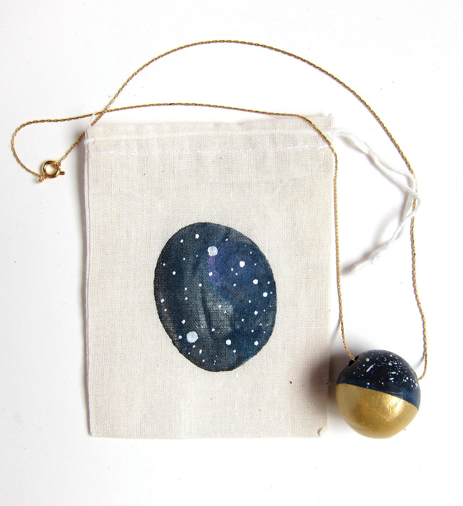 Night Sky Necklace