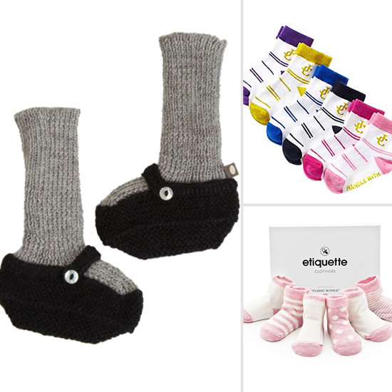 Snuggly Warm Baby Socks to Keep Lil Toes Covered This Winter