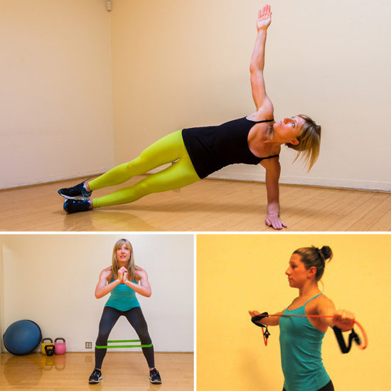 Upper Body Workout For Female Runners