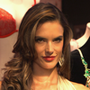 Alessandra Ambrosio Unveils the Fantasy Bra (Video)