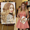 Lauren Conrad Signs Books | Pictures