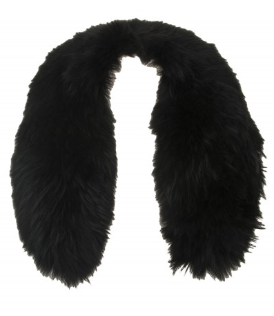 A Luxe Fur Collar