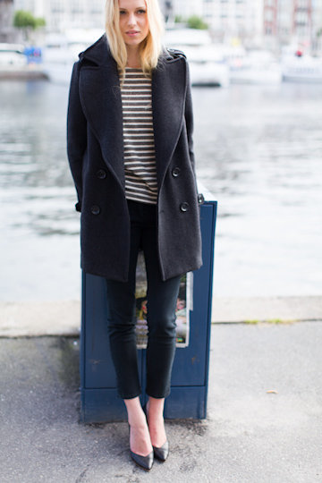 The Perfect Peacoat