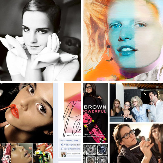 Pretty Faces & Spaces: The Top 10 Beauty People to Follow on Facebook