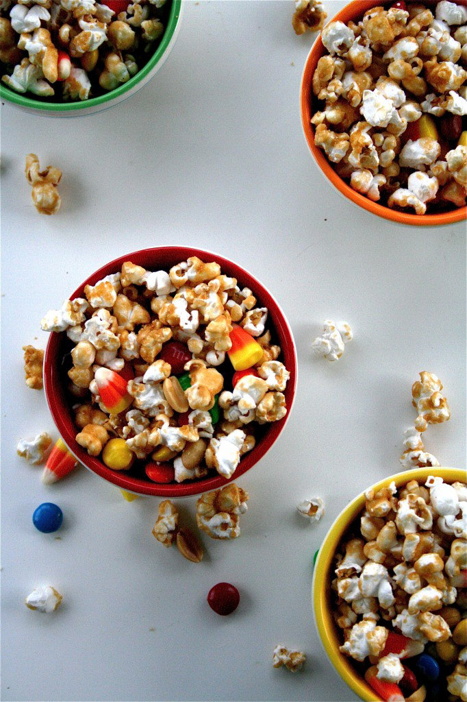 Candy Caramel Corn