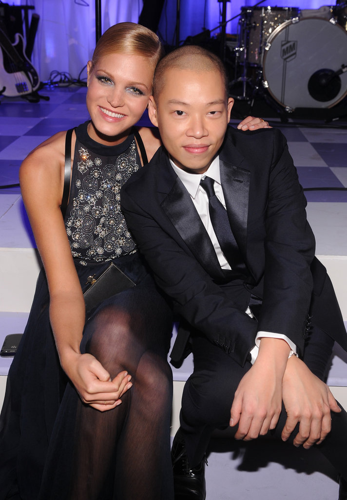 Erin Heatherton and Jason Wu attended the Bergdorf Goodman 111th Anniversary Celebration in NYC.