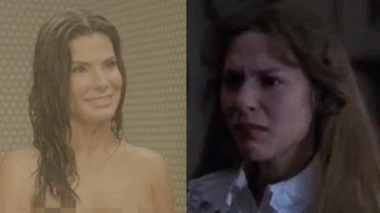 Video: Sandra's Shower Scene, Claire's Cry Face, and More Viral Videos!