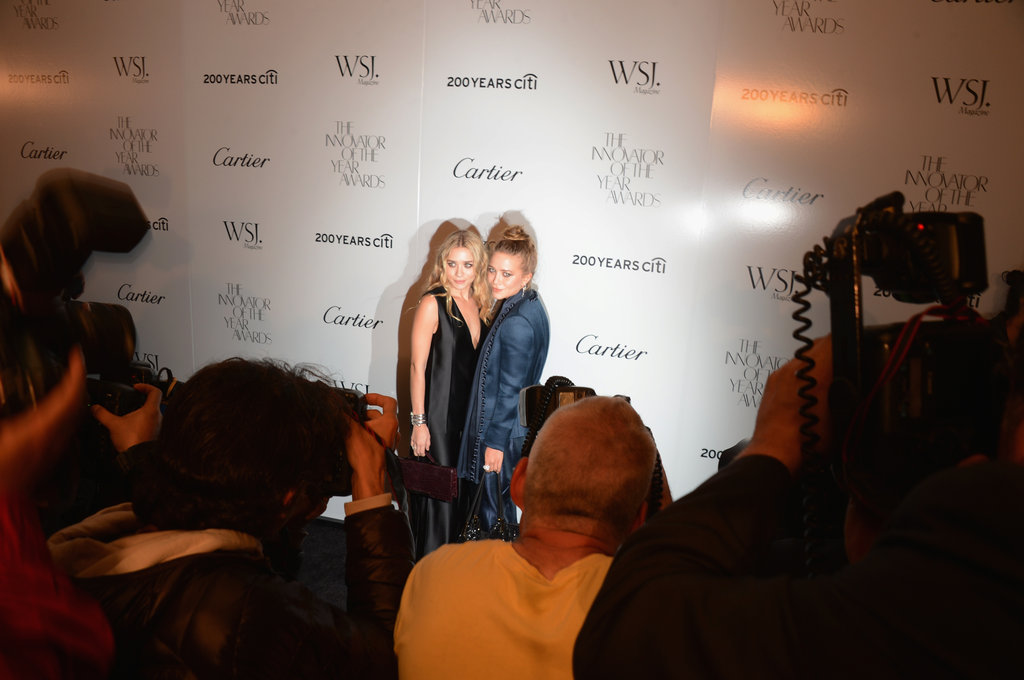 Mary-Kate and Ashley Olsen Celebrate Big Things With WSJ. Magazine