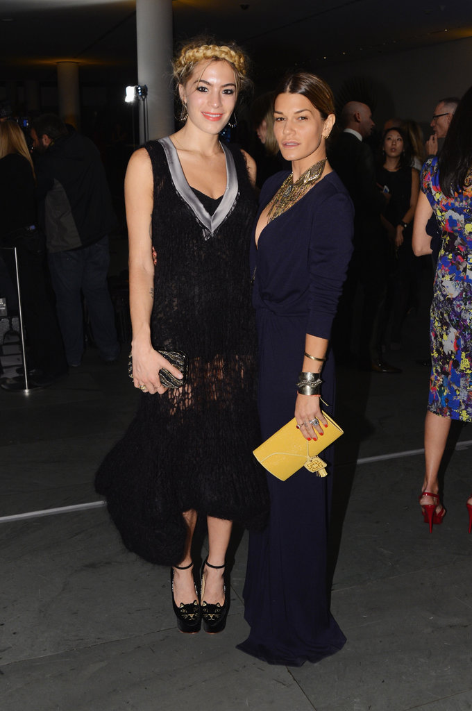Jenne Lombardo and Chelsea Leyland attended WSJ Magazine's Innovator of the Year Awards in NYC.