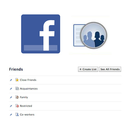 Organizing Friends and Foes: How to Use Facebook Lists