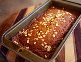 Oatmeal Pumpkin Spice Bread