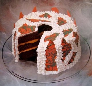 Treature Feature Cake