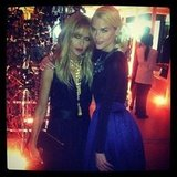 Rachel Zoe and Jaime King were a fashionable pair, no? Source: Instagram user rachelzoe