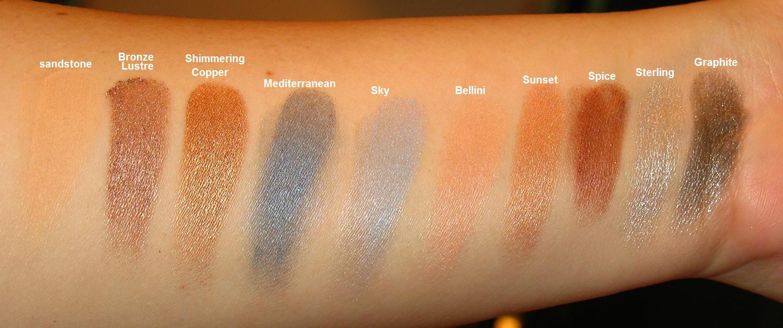 Elizabeth Arden New Beautiful Color Eyeshadow Single And Duos