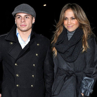 J Lo and Casper in London | Pictures