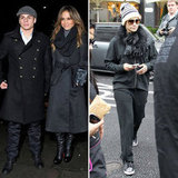 J Lo Does Date Night With Casper and Solo Shopping Before Her London Show