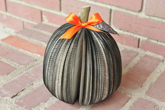 A Storybook Pumpkin
