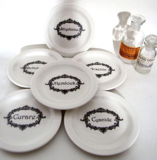 Poisonous Plates