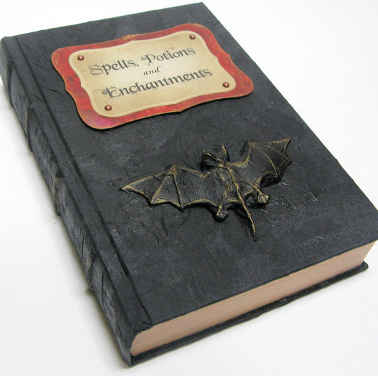 A Book of Dark Spells