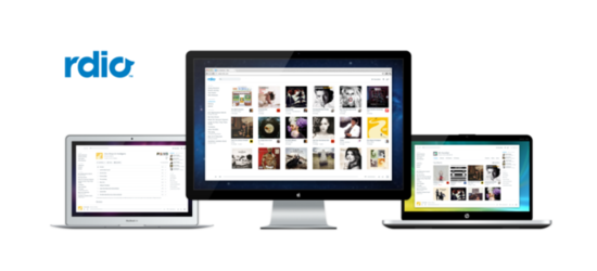 What Sets Rdio Apart