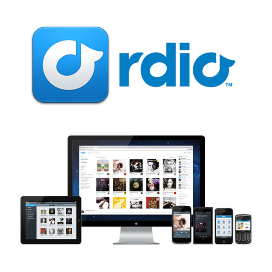 Why Rdio Is Streaming Music to Our Ears